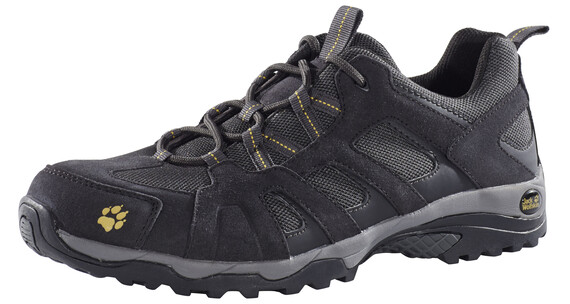 Jack Wolfskin Vojo Hike Hiking Shoes Men Low phantom
